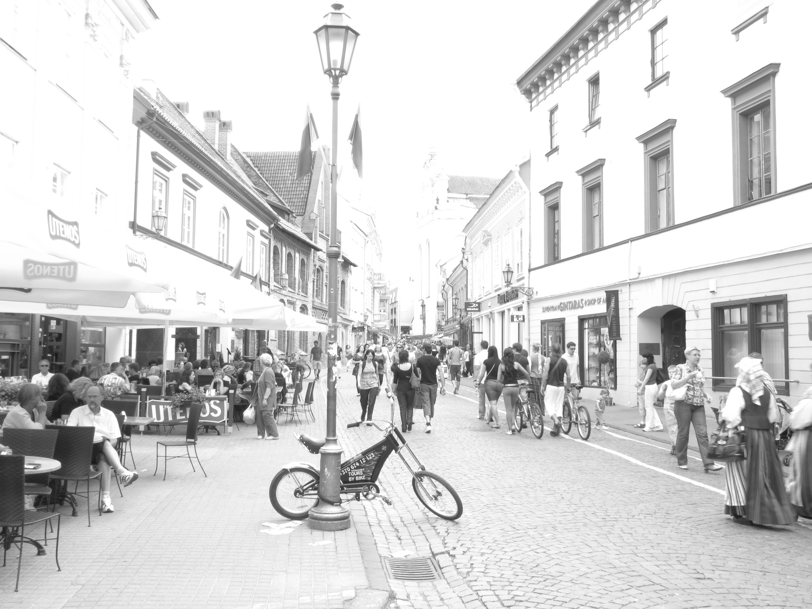 Great Place - Vilnius, Lithuania