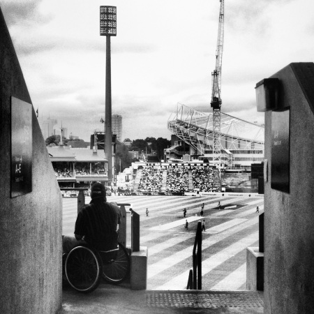 Sydney Cricket Ground View