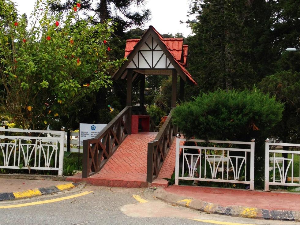 Tanah Rata Park Entrance