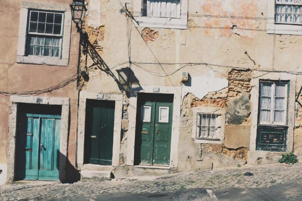 Lisbon Lisboa John O'Callaghan