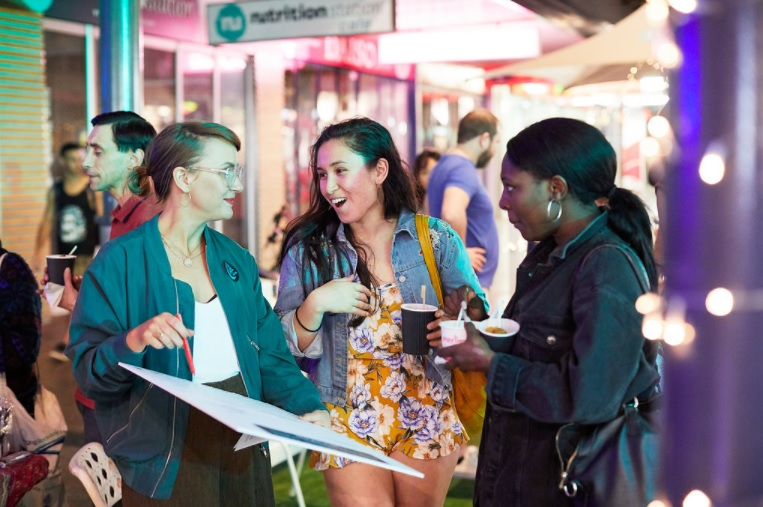 After Dark in the Junction Place Activation Engagement JOC Consulting 7